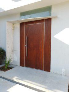דלת כניסה הרמטיקס קו אפס ייחודית