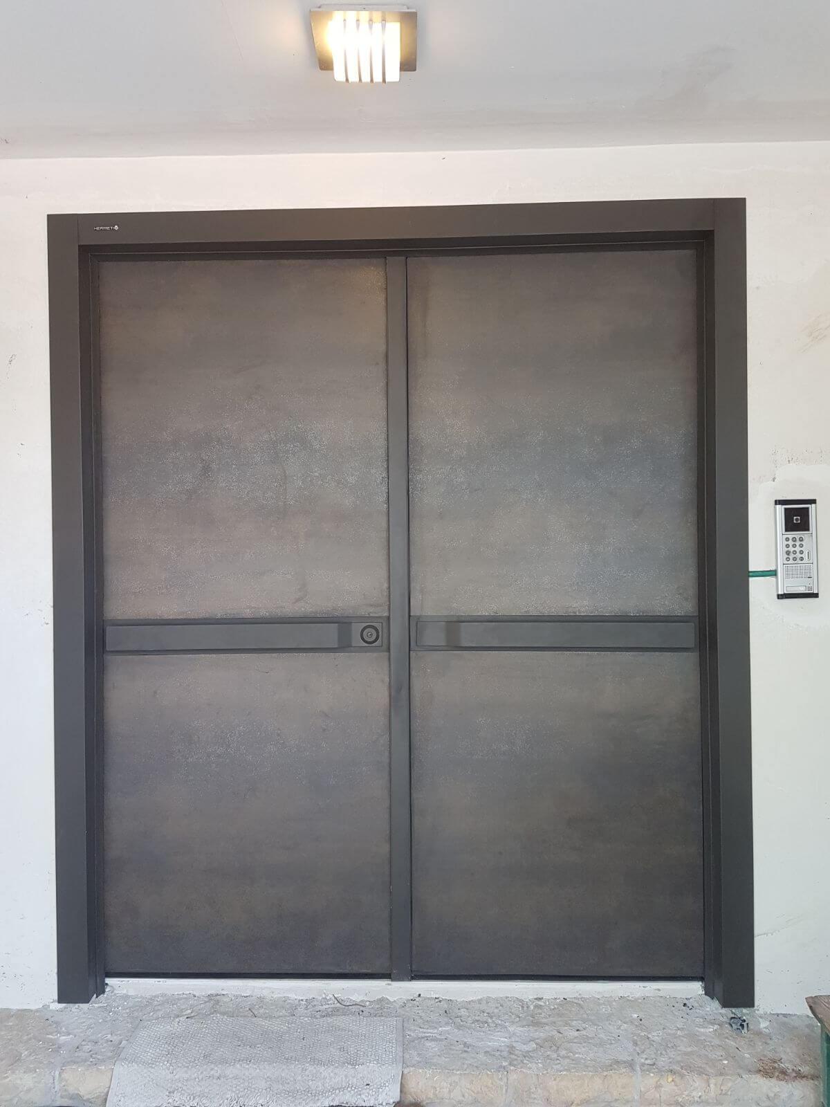 דלתות גרניט פורצלן