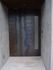 דלתות כניסה קו אפס ייחודיות