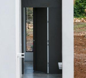 דלת הרמטיקס קו אפס בעיצוב אישי