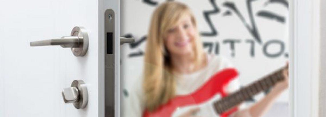 שימו X על הרעש – הרמטיקס דלתות הפנים השקטות ביותר בישראל !
