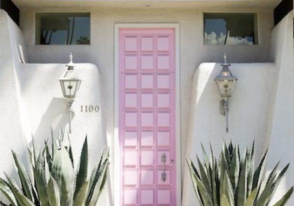 סיור דלתות כניסה בפאלם ספרינגס !