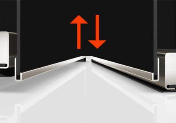 סף תחתון מהפכני דלתות כניסה מעוצבות הרמטיקס – חוויית שימוש אחרת לגמרי