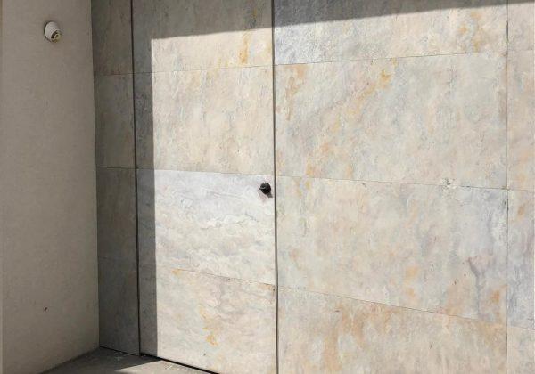 דלתות כניסה מעוצבות קו אפס, עכשיו גם חסינות פריצה