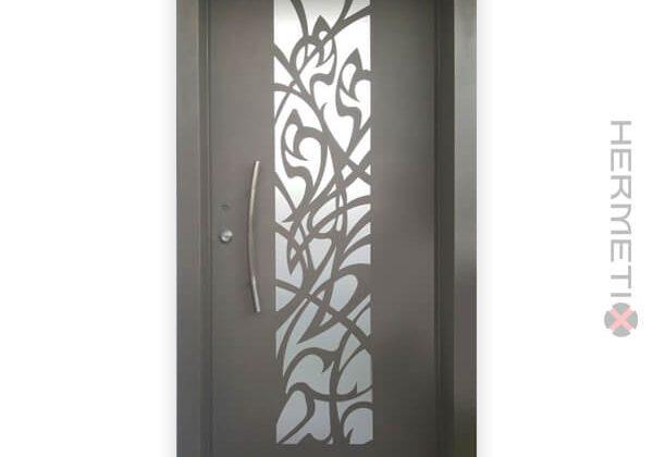 דלתות אלומיניום – דלתות גבוהות ודלתות יוקרה